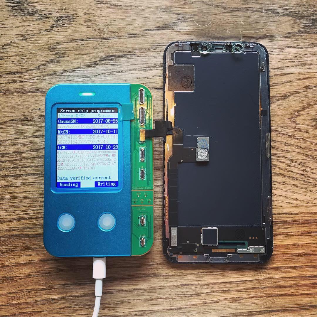 Программатор дисплеев iPhone