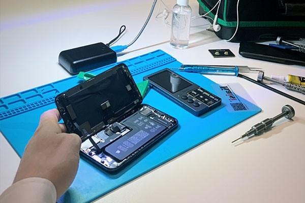 Замена дисплейного модуля iPhone на оригинал в Москве 👍
