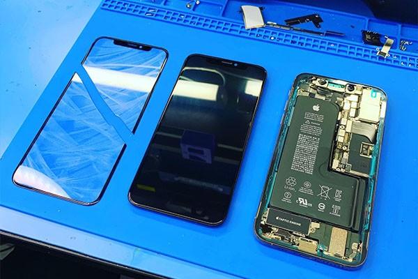 Ошибка дисплея при замене экрана iPhone Pro в настройках
