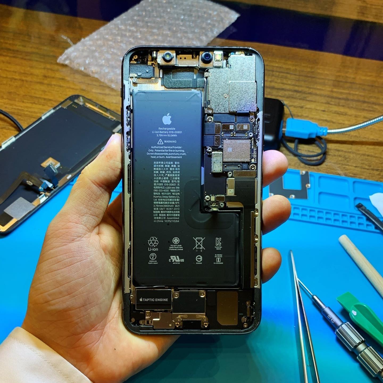 Замена стекла iPhone 7 на оригинал в Москве 👍