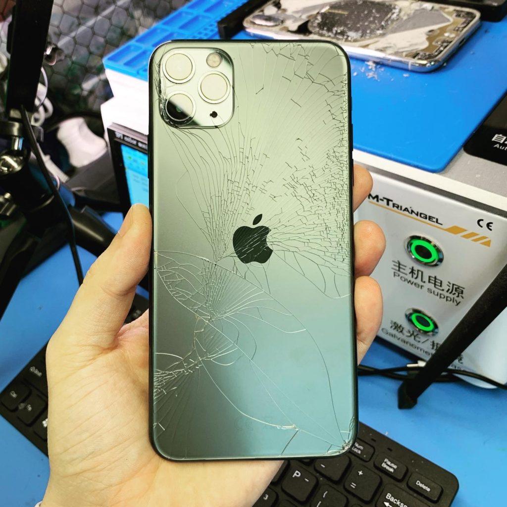 Замена стекла iPhone XS MAX на оригинал в Москве 👍