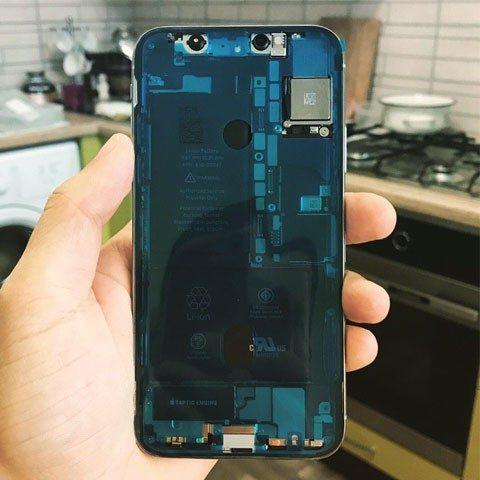 Защита от воды для iPhone X