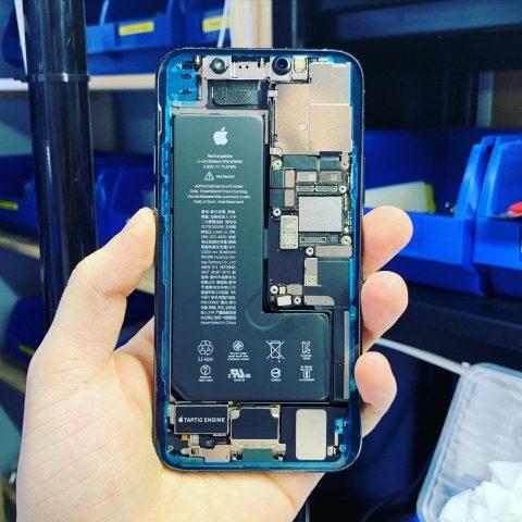 Влагозащита iPhone Pro Max