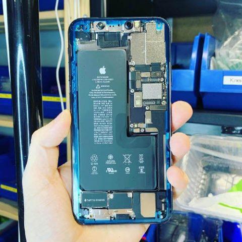 Защита от воды iPhone Pro